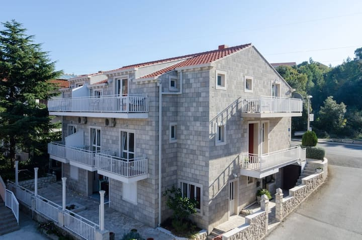 Studio apartment Pavo - comfortable with parking space: SA4(2+1) Cavtat, Riviera Dubrovnik