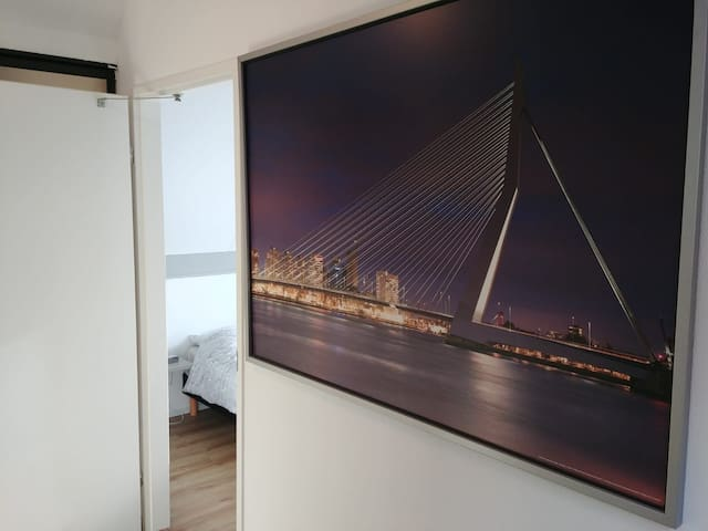 Room near Ahoy (Eurovision) and the citycenter