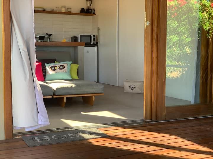 Casa do Balanço - A melhor vista ao mar de Moreré
