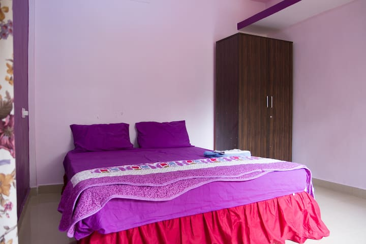 Apartments near the beach with A/C - Goa - Apartment
