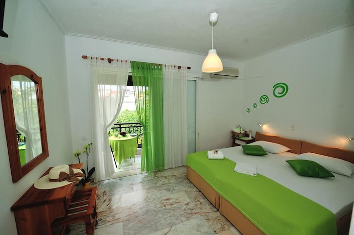 Filoxenia hotel - Modern double room