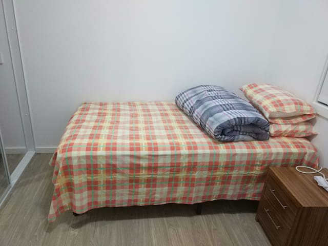 Nice room at convenient location