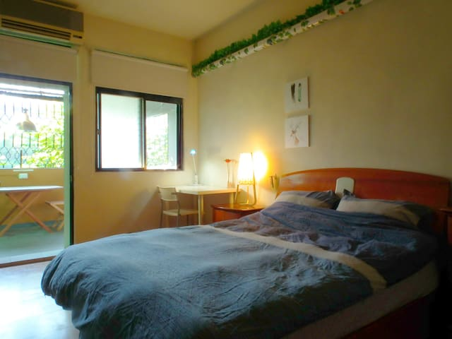 Hiking trail best choice JA Wine Guesthouse-Room B - Beitun District 北屯區