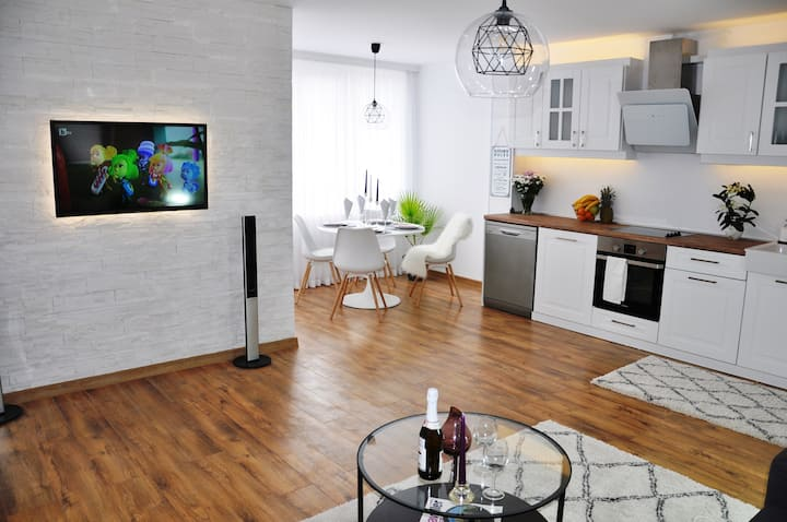 Trendy and cozy apartment in Pazardzhik-new build