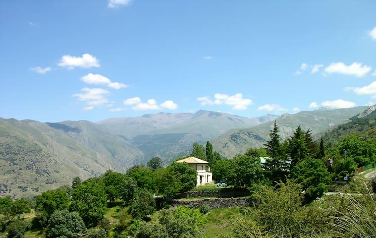 Casas de ensueño en Sierra Nevada 4 - Güejar Sierra - Haus