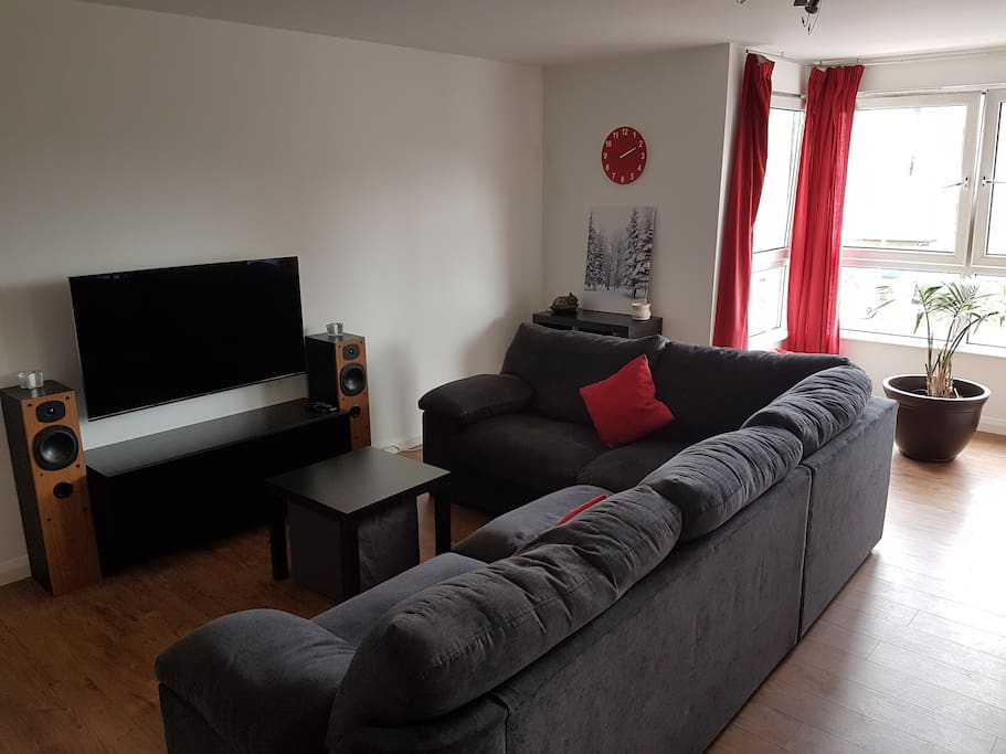 TV / Home cinema area