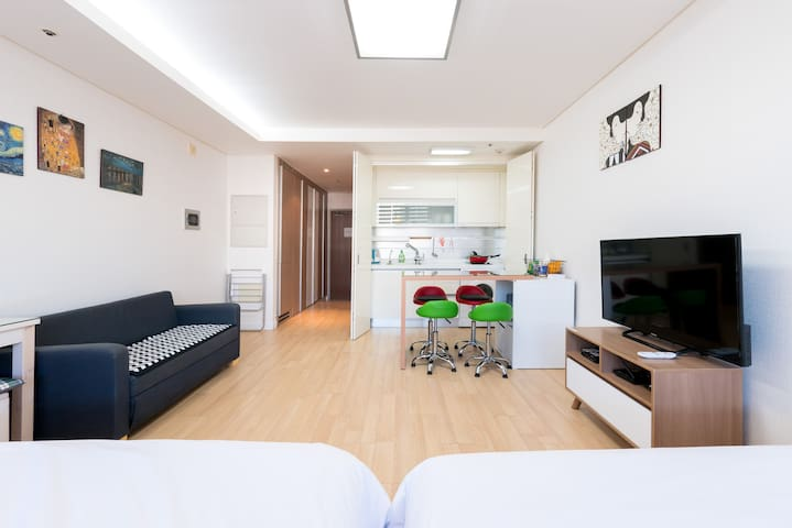 Renew at Clean&Cozy house in Gangnam #3