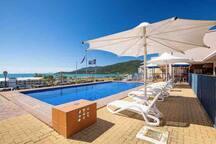 Resort Pool at Terraces