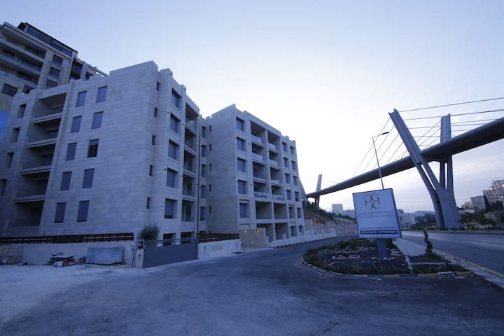 modern nice apartment near Abdoun bridge