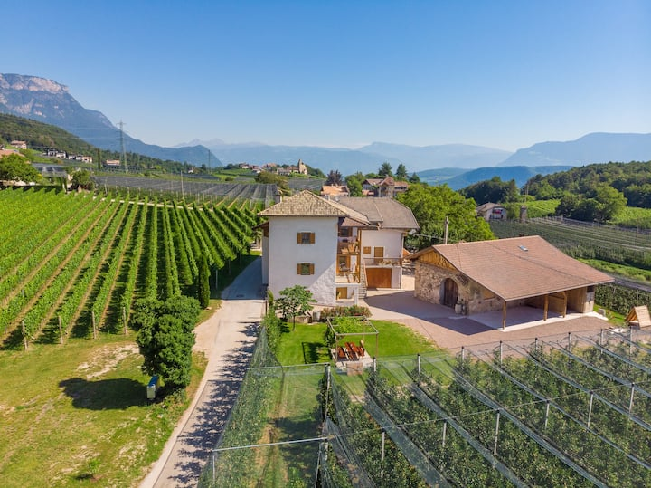 Adolfer Höfl - Apartment Brunnen