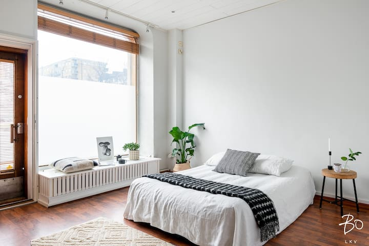 Cute & charming Studio in trendy Kallio