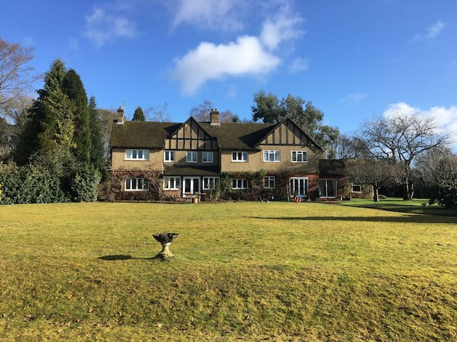 Large comfortable family home. - Bramshott - House