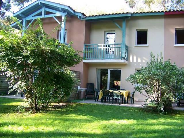 Maison avec piscine - belle résidence de vacances
