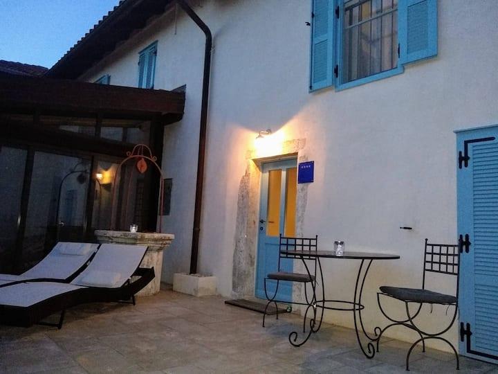 4* Stein-/Bauernhaus mit einem neuen privaten Pool