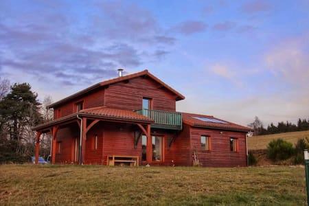 Maison de vacances à louer en Auvergne