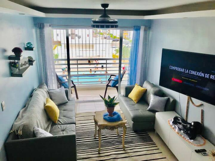 (Pool available ) Fenix Home in Santiago