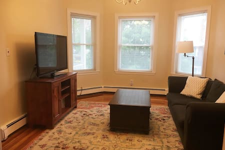 3 bed, 2 full bath updated condo in Brighton