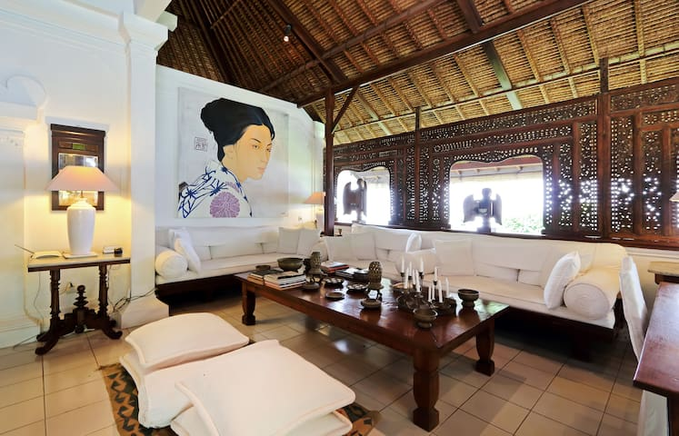 Feel Right at Home at Casa Rosi - Badung - Casa