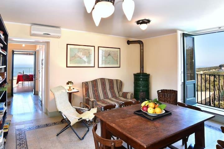LA CIUCCIARA - Ravello Apartment with Terrace