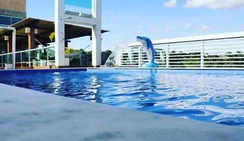 Um lugar calmo e tranquilo 😊.há 60km de Recife.