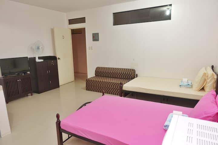 Fully Furnished Studio Apartment D