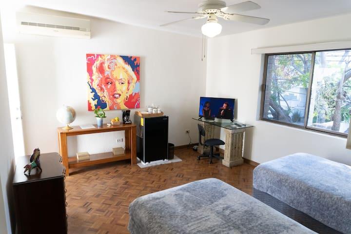 Habitación en Col del Valle/Nice Room in San Pedro