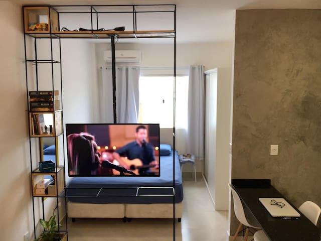 Loft novo e confortável próx. à UFRN e Ponta Negra