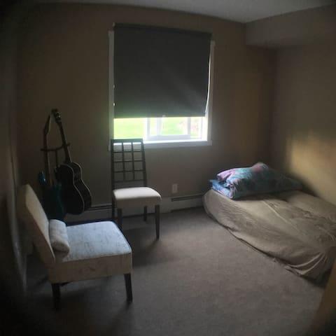 Cosy room in Southside Edmonton Condo - Edmonton