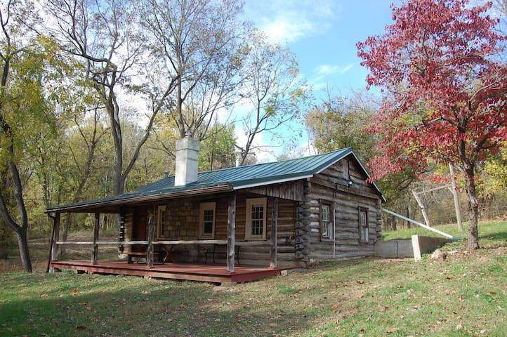 Cozy Riverside Cabin