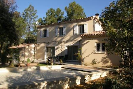 Villa familiale au pied du Mont Ventoux - Bédoin - วิลล่า
