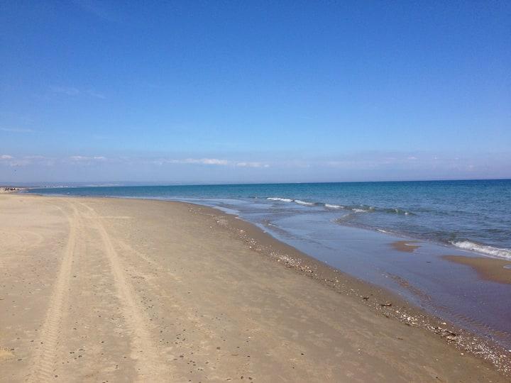Case Sangiorgio, 100mt from beach, Bandiera Blu