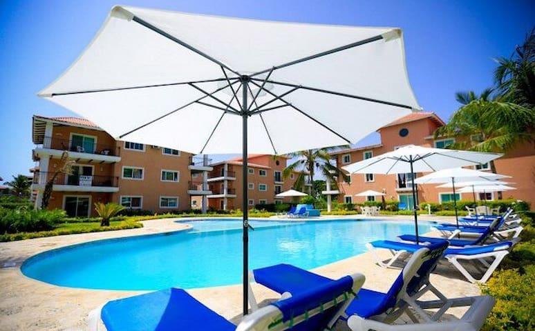 Lindo y  todo lo necesario cerca - Punta Cana - Apartament
