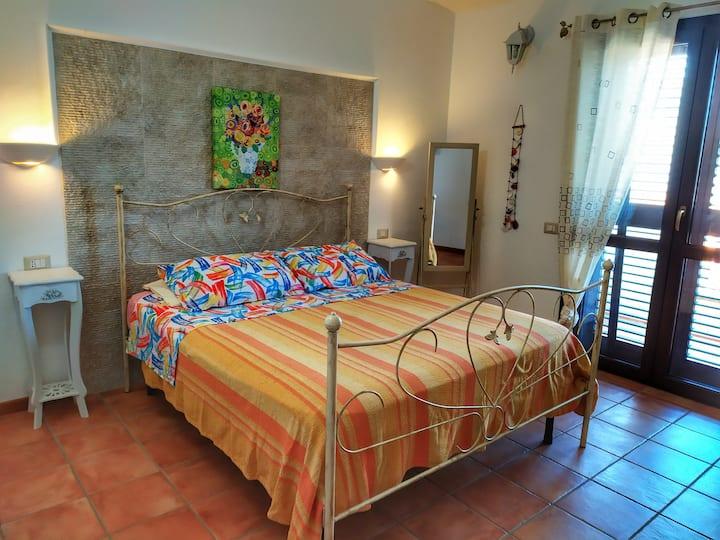 Casa elegante con 4 posti letto Costa Rei  (P5656)