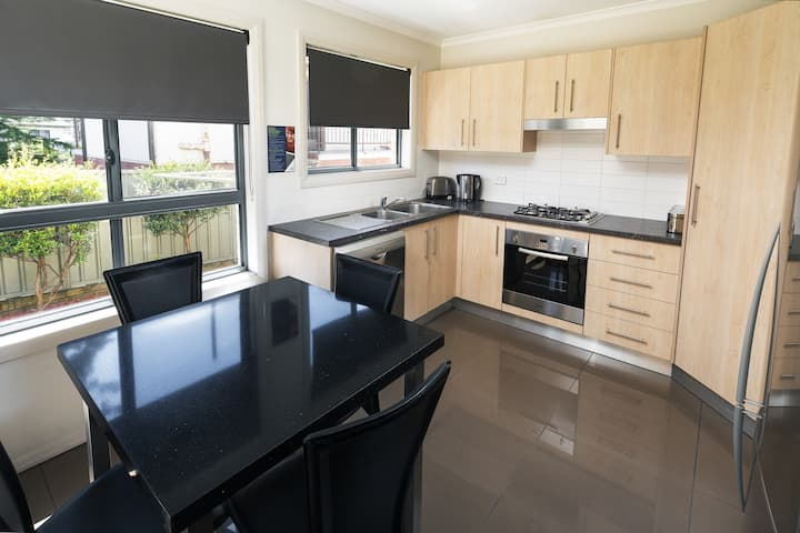 Cardiff - Two Bedroom Terrace Apartment