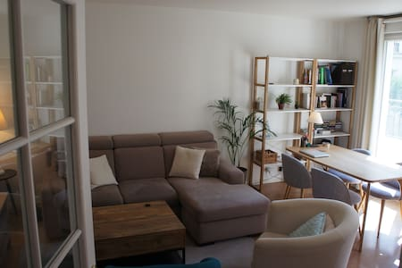 Big beautiful flat, 7 minutes from Paris ! - Issy-les-Moulineaux - Wohnung