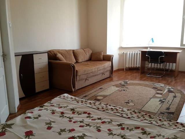 Квартира на Григоренко - Kijów - Apartament
