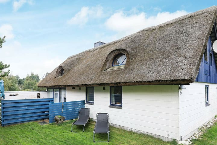 Beautiful Holiday Home in Jutland with Lawn