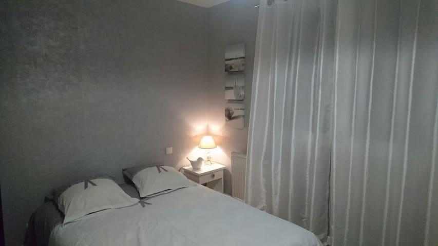 Entre mer et campagne une chambre cosy bien située - Trélivan - House
