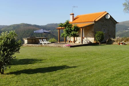 Charming house with fantastic view-Casa Canastro