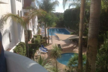 Beautiful apartment for 4 in La Maestranza - Marbella