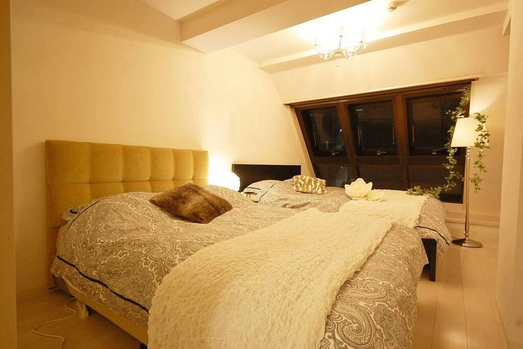 Queen bed&Double bed