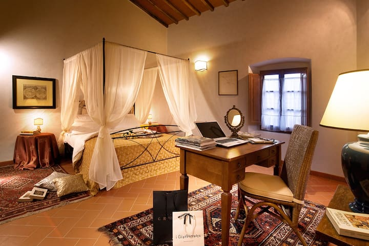 Grechetto: Classica Apartment in Tuscany