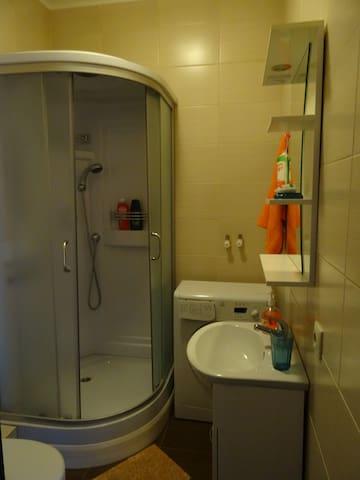 Уютная чистая квартира с удобствами, евроремонт. - Rostov - Apartamento