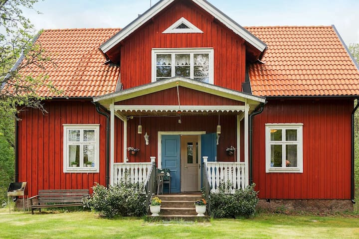 8 person holiday home in ÖRSJÖ