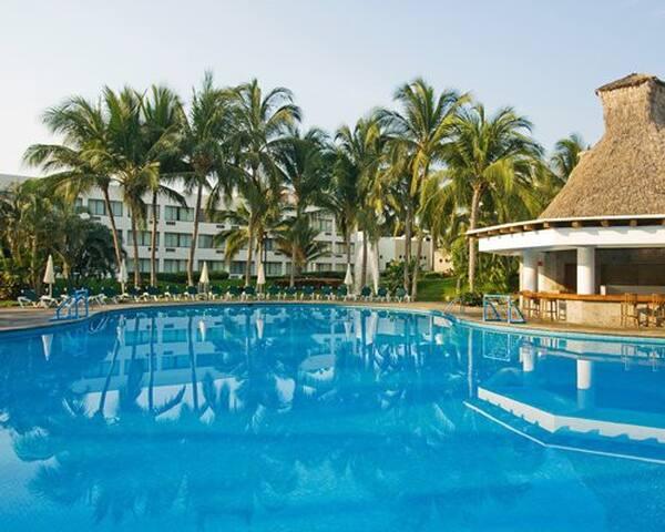Mayan Sea Garden at Vidanta Acapulco