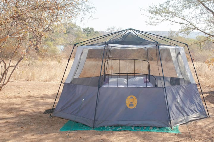 Southern Sands - Off Grid - Star Gazer tent