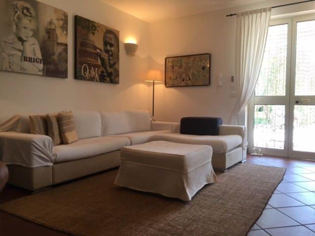 Casa in campagna con grande giardino / mare - Muro Leccese - วิลล่า