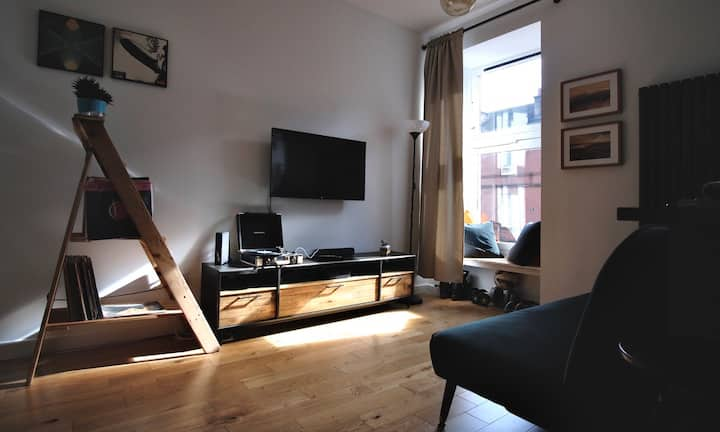 Stylish apartment in the Westend of Glasgow