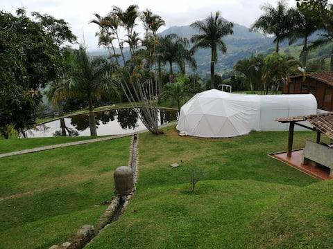 Enjoy the Hacienda Campestre la María!