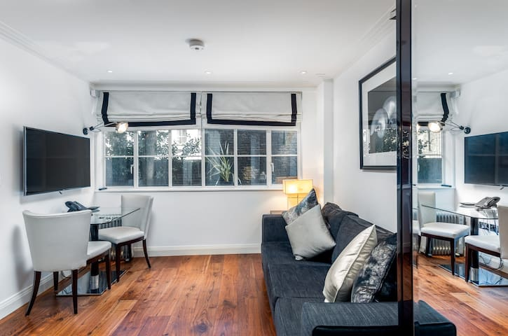 G05 - 1-Bedroom Apartment in South Kensington - RH